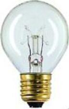 10 Glühlampen Tropfen E27 klar 15W 45x75mm 230V Einfachwendel SH 57311