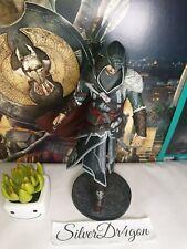 Assassins Creed Revelations Ezio Statue Figure Figurine slightly damaged