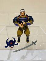 """Hachiman Thundercats Action Figure LJN Vintage  6"""" Complete"""
