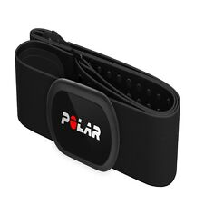 Polar H10 Bluetooth/ANT+ Heart Rate Sensor & strap (XS-S) Black