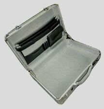 Aluminum Briefcase Style No 2001 Monarch Luggage Co