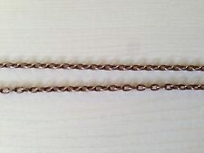 Big Metal Tow Chain Rusty look for 1/35 1/32 1/24 Scale Models Aftermarket part