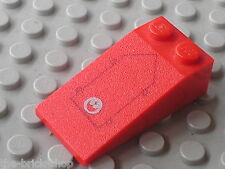LEGO Star Wars Slope brick ref 30363px3 / set 7134 / A Wing Fighter