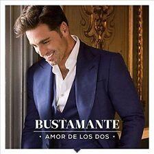 BUSTAMANTE - AMOR DE LOS DOS NEW CD