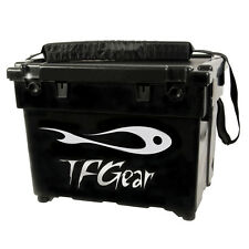 TF Gear Deluxe Seat Box Ex Demo With Free Carry Strap and Free Boat Cushion