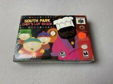 New listing South Park: Chef's Luv Shack (Nintendo 64 N64, 1999) Brand New Nib *Please Read*