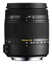 Sigma 18-250mm 1:3,5-6,3 DC Macro OS für Pentax