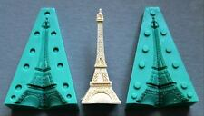 Silicone Mould PARIS EIFELL TOWER 3D Sugarcraft Cake Decorating Fondant mold