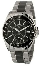 GUESS Collection Gc Women's Sport Class Ceramic Watch 29005L3 Black- White