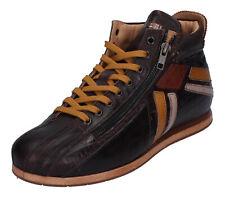 KAMO-GUTSU Herren Sneakers - TIFO 145 - caffe combi