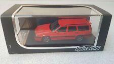 HPI Racing Volvo 850R Estate Rouge Red Break Youngtimer 1:43 8116