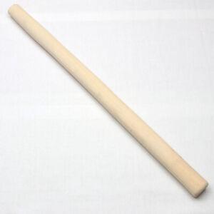 Hammerstiel 800 mm Ersatzstiel Vorschlaghammer Stiel Hartholz für 5-6 kg Hammer