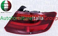 FANALE FANALINO STOP POSTERIORE DX ESTERNO A LED AUDI A3 5P 5 PORTE 12> MARELLI