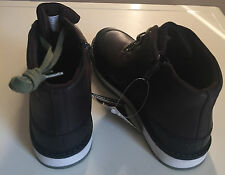 Clarks Boys Gore - Tex Jnr Leather Boots In Brown Size  13F