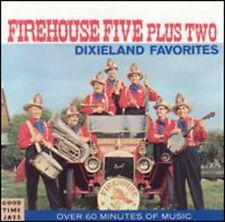 The Firehouse Five Plus Two - Dixieland Favorites [New CD]