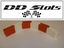 DD Slots Scalextric Carrera Pro-Tec barriers x 6 – NEW – MACC395