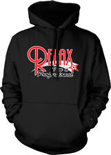 Relax I'm a Professional - Doctor Lawyer Gynocologist Funny Hoodie Pullover