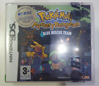 NINTENDO DS POKEMON Mystery dungeon blue team 2006 PAL BRAND NEW SEALED NORTEC
