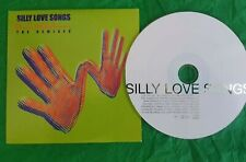Paul McCartney Wings Silly Love Songs The Remixes CD loop da Artful Dodger mix