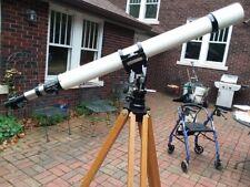 Telescope Unitron refractor