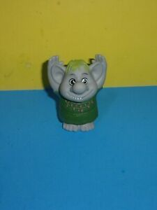 "Disney Frozen Cliff Troll 2 3/4"" Tall Vinyl Figure Toy"