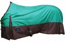 Showman Turnout Horse Sheet 1200D Rip Stop Nylon Waterproof Breathable