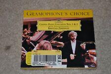 GRAMOPHONE'S CHOICE CD Chopin Piano Concertos 1 & 2 Krystian ZIMERMAN NEW/SEALED
