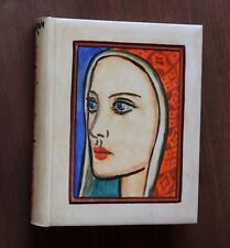 1936 Bibliophiles de Provence La Reine Jeanne Laszlo Barta Marcel Brion 1/16 ex.