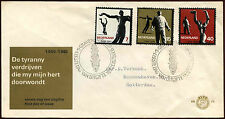 Netherlands 1965 Resistance Commemoration FDC First Day Cover #C27206