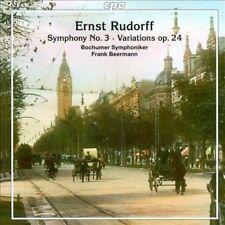 Ernst Rudorff: Symphony No. 3, New Music