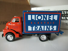 52 GMC CAB OVER LIONEL TRAINS BOX VAN FIRST GEAR 1ST 19-0108
