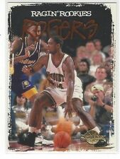 1994-95 SKYBOX PREMIUM BASKETBALL RAGIN' ROOKIES RODNEY ROGERS #RR6 - NUGGETS