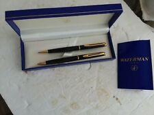 Waterman Pen & Pencil Set In Box