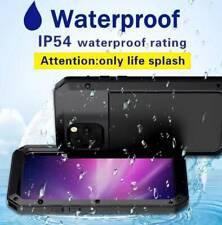 Aluminum Gorilla Glass Metal Waterproof Case Cover For iPhone 11 Xs Max