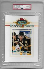1993 Stadium Club Master Photos #3 Ray Bourque PSA GEM MINT 10, POP 1!!!