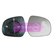 OPEL AGILA B 07- Suzuki Splash Spiegelglas Spiegel heizbar Konvex Rechts