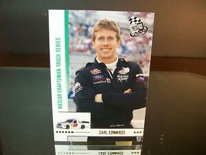 Carl Edwards Press Pass 1994 Card #51 Truck Series