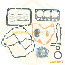 S3L Engine Kit gasket set and bearing set for Mitsubishi S3L S3L2 Diesel Machine