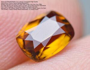 0.90 CT Ultra Rare Transparent Natural Bastnasite No 1 Has Rare Cut Gemstone@PAK