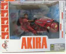 McFarlane Toys Akira Kaneda with Motorcycle Figure From Japan