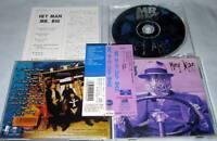 Mr. Big - Hey Man / JAPAN CD (1996) +1 bonus track