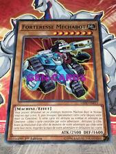 Carte Yu Gi Oh FORTERESSE MECHABOT LEDD-FRB11