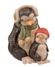 Goebel Pinguin Frieda und Helma 13 cm Neuheit 2018 66703091 Weihnachten