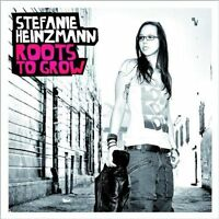 Stefanie Heinzmann Roots to grow (2009) [CD]