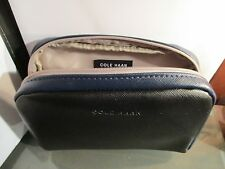COLE HAAN AMERICAN AIRLINES Zero GRAND amenity kit bag cosmetic travel navy