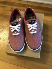 sperry boys shoes Red Size 12.5