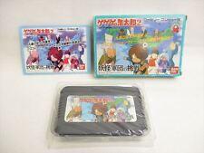 GEGEGE NO KITARO 2 II Item Ref/bcc Famicom Nintendo Bandai Japan Boxed Game fc