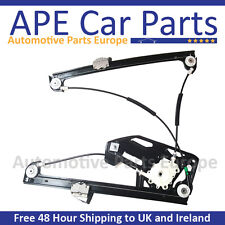 BMW 7 Series E38 Front Right Window Regulator WITHOUT Motor 51338205634