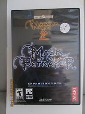 Neverwinter Nights 2: Mask of the Betrayer  (PC, 2007)