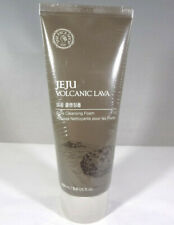 The Face Shop - Jeju Volcanic Lava Pore Cleansing Foam - 150ml / 5oz [HB-T]